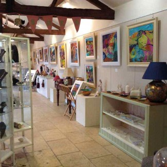 SHEEP SHED GALLERY & ANDOVER ART SOCIETY
