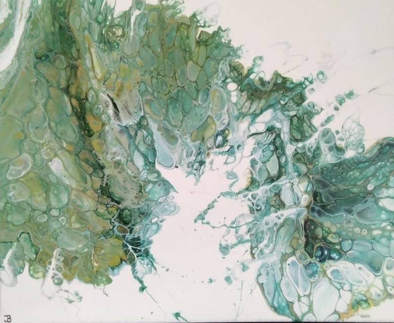 JULIE BARKER ART
