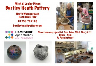 BARTLEY HEATH POTTERY