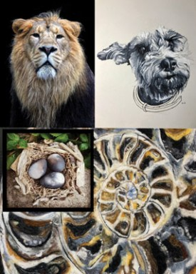 ARTISTS INSPIRED BY NATURE