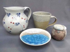 MOUNTWOOD POTTERY & FRIENDS