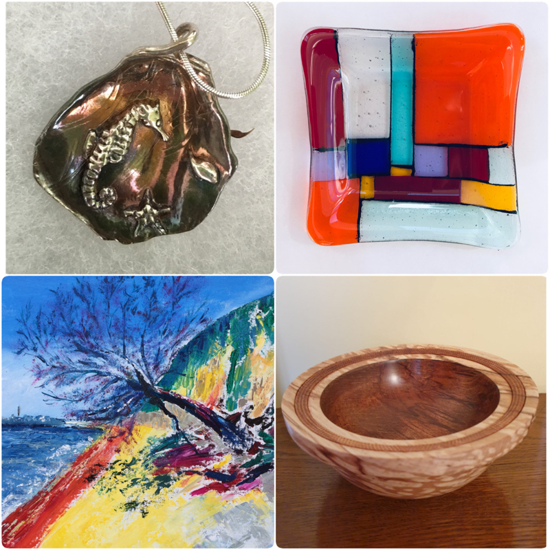 HANDMADE IN PORTCHESTER & THE HAVEN ARTISTS